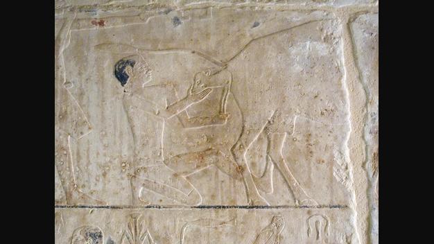 Dissertationsprojekt von Sonja Gerke (Ägyptologie):