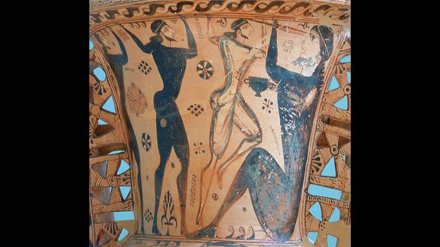 Dissertationsprojekt von Sarah Prause (Klassische Archäologie):
